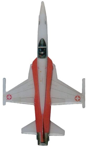 Photo de Tiger F-5e Patrouille Suisse Magnet