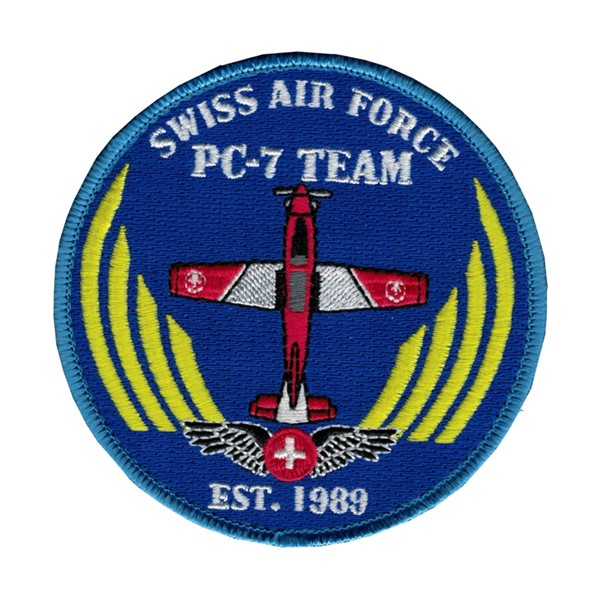 Photo de PC7 Team Badge 2016