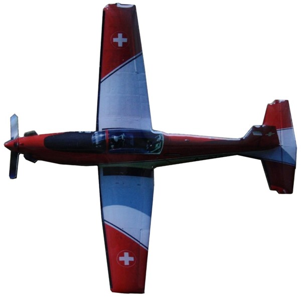 Photo de PC-7 Team Flugzeug Solo Magnet