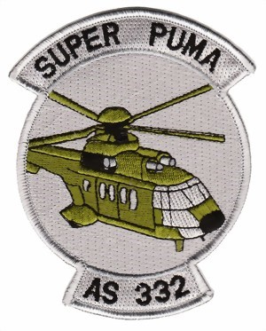 Photo de Super Puma AS 332 Insigne Badge