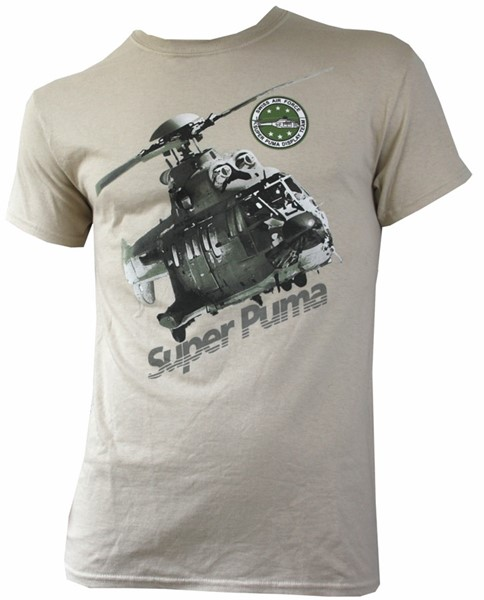 Photo de Super Puma T-Shirt Display Team