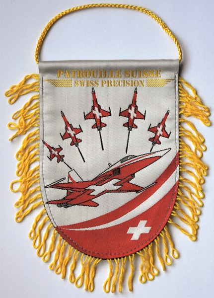 Picture of Patrouille Suisse Wimpel