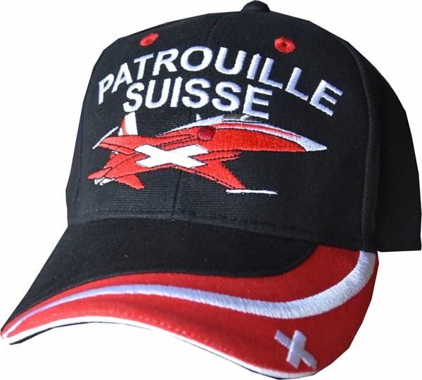 Picture of Patrouille Suisse Cap 2018 black