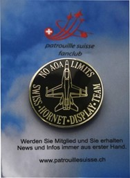 Bild von F/A-18 Hornet NO AOA Solo Display Pin
