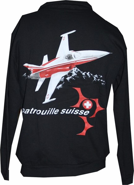 Photo de Patrouille Suisse Sweat Veston