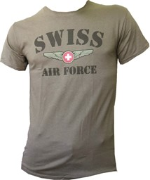 Bild von Swiss Air Force T-Shirt