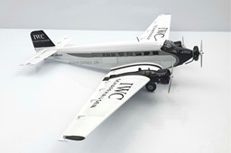 Bild von JU-52 IWC HB-HOS Metallmodell 1:72 ACE Collection Arwico