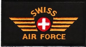 Photo de Forces aériennes Suisses Badge   80mm
