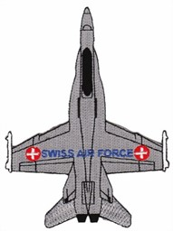 Bild von F/A-18 Hornet Swiss Air Force