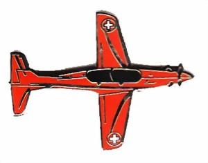 Pilatus PC-21 Aufkleber