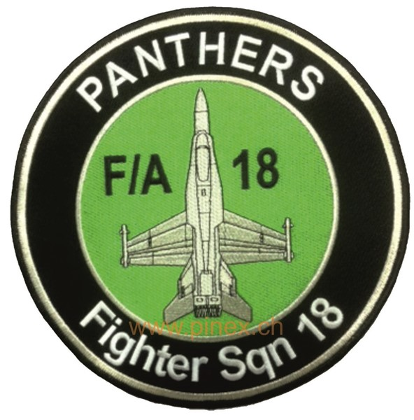 Photo de Badge Escadrille 18 Fighter
