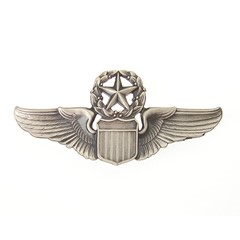 Bild von US Air Force Command Pilot Wings Pilotenabzeichen Metall