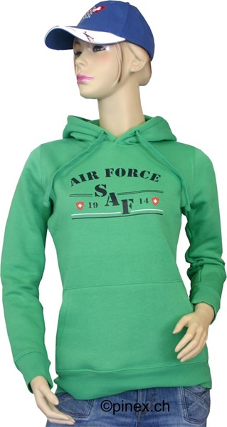 Bild von Swiss Air Force Damen Hoodie