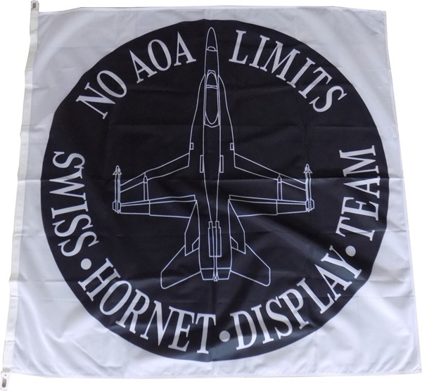 Photo de NO AOA solo Display Team Flagge